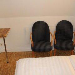 Birka Hostel Стандартный номер с двуспальной кроватью (общая ванная комната) фото 5