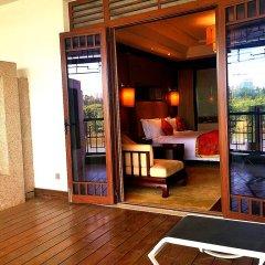 Отель Xiamen Aqua Resort 5* Номер Делюкс
