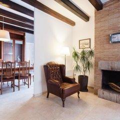 Отель Villa Sa Caleta Испания, Льорет-де-Мар - отзывы, цены и фото номеров - забронировать отель Villa Sa Caleta онлайн комната для гостей фото 4