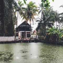 Отель Villa Oasis Luang Prabang 3* Люкс с различными типами кроватей фото 4