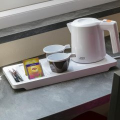 Отель Esterel 2* Номер категории Эконом с различными типами кроватей фото 2