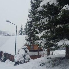 Отель Camping Harenda Pokoje Gościnne i Domki Бунгало фото 10
