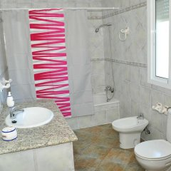 Отель El Limonero Испания, Кониль-де-ла-Фронтера - отзывы, цены и фото номеров - забронировать отель El Limonero онлайн ванная