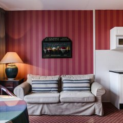 Eden Hotel Amsterdam 3* Апартаменты с различными типами кроватей фото 4