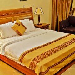 Beni Gold Apartment Hotel Лагос комната для гостей