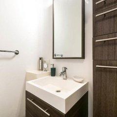 Отель Chariot Amsterdam Apartment Нидерланды, Амстердам - отзывы, цены и фото номеров - забронировать отель Chariot Amsterdam Apartment онлайн ванная