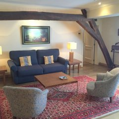 Hotel le Dixseptieme 4* Люкс с различными типами кроватей фото 2