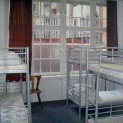 Rixpack Hostel Neukölln Кровать в общем номере с двухъярусной кроватью фото 6