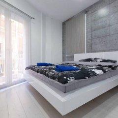 Отель Blue Wave Place Thessaloniki Апартаменты с различными типами кроватей фото 5