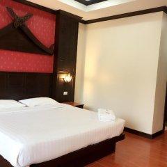 Отель SK Residence 3* Улучшенный номер с различными типами кроватей фото 7