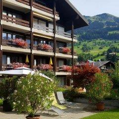 Отель Alpenhotel Residence вид на фасад фото 2
