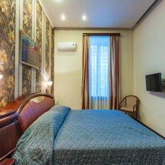 Крон Отель 3* Стандартный номер с двуспальной кроватью фото 7