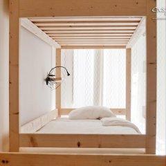 Hostel Casa d'Alagoa Кровать в общем номере с двухъярусной кроватью фото 20