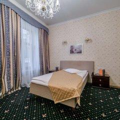 Мини-Отель Библиотека Стандартный номер с различными типами кроватей фото 6