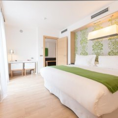 Отель Occidental Praha Five 4* Стандартный номер с различными типами кроватей фото 10