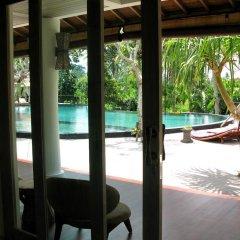 Отель Вилла Pandawas Номер Делюкс с двуспальной кроватью фото 5