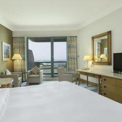 Отель Hilton Dubai Jumeirah 5* Представительский номер с различными типами кроватей фото 6