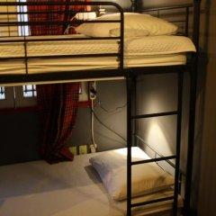 Mr.Comma Guesthouse - Hostel Кровать в общем номере с двухъярусной кроватью фото 25