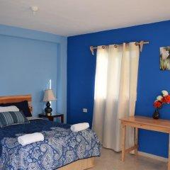 Отель Mansion Giahn Bed & Breakfast Мексика, Канкун - отзывы, цены и фото номеров - забронировать отель Mansion Giahn Bed & Breakfast онлайн комната для гостей фото 12