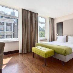 Отель NH Amsterdam Centre 4* Стандартный номер с двуспальной кроватью фото 3