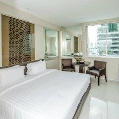 Mandarin Hotel Managed by Centre Point 4* Номер Делюкс с двуспальной кроватью фото 12