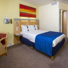 Отель Holiday Inn Express Edinburgh Royal Mile 3* Стандартный номер фото 9