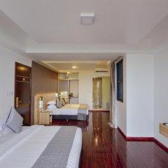 Arena Beach Hotel 3* Номер Делюкс с различными типами кроватей фото 3