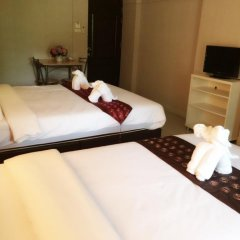 Отель NRC Residence Suvarnabhumi 3* Номер Делюкс с различными типами кроватей фото 4