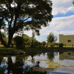 Отель Ayres de Cuyo Сан-Рафаэль приотельная территория фото 2