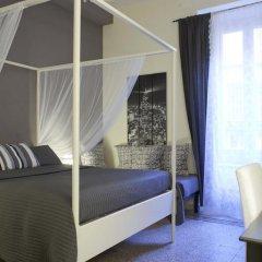 Отель City Mood B&B 2* Стандартный номер с различными типами кроватей фото 26