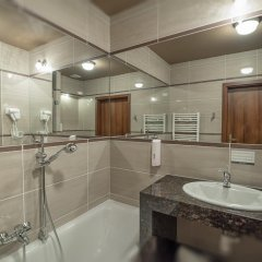Отель JASEK Вроцлав ванная