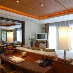 Отель Trisara Villas & Residences Phuket 5* Полулюкс с различными типами кроватей фото 2