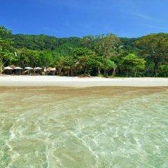 Отель La Laanta Hideaway Resort пляж фото 2