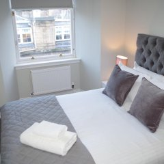 Апартаменты Dreamhouse Apartments Glasgow St Vincent Street комната для гостей фото 4