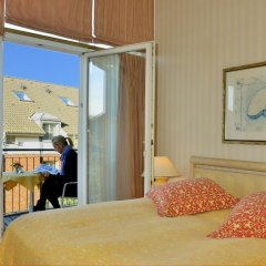 Отель Dorint Strandresort & Spa Ostseebad Wustrow 4* Стандартный номер с двуспальной кроватью фото 2