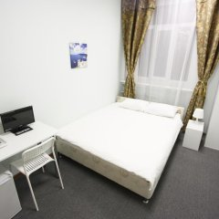 Мини-Отель Агиос на Курской 3* Номер Комфорт с двуспальной кроватью фото 3