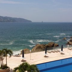 Отель Apartamento Estrella Del Mar Acapulco Студия с различными типами кроватей фото 3