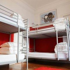 Rivoli Cinema Hostel Кровать в общем номере фото 4