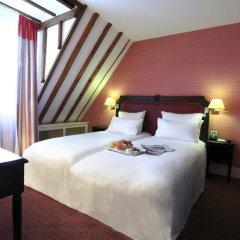 Отель Serotel Lutèce 4* Стандартный номер с различными типами кроватей фото 2