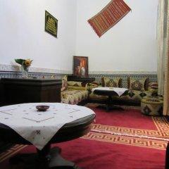 Отель Riad Youssef Марокко, Фес - отзывы, цены и фото номеров - забронировать отель Riad Youssef онлайн интерьер отеля
