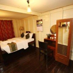 Отель Bangphlat Resort 3* Номер Делюкс фото 5