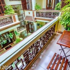 Отель Nhi Nhi 3* Номер Делюкс фото 9