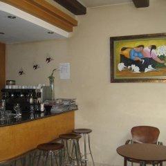 Отель Hospederia Via de la Plata гостиничный бар