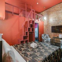 Мини-отель 15 комнат 2* Номер Делюкс с разными типами кроватей фото 12