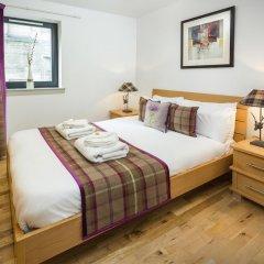 Отель St. Giles Apartment Великобритания, Эдинбург - отзывы, цены и фото номеров - забронировать отель St. Giles Apartment онлайн комната для гостей