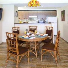Отель Emporio Cancun 3* Номер Делюкс с различными типами кроватей