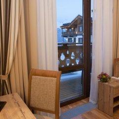 Поляна 1389 Отель и СПА 4* Улучшенные апартаменты с двуспальной кроватью фото 6