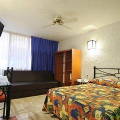 Hotel Arboledas Expo 2* Стандартный номер с различными типами кроватей фото 2