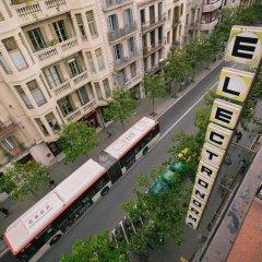 Отель Pensión Norma Испания, Барселона - 1 отзыв об отеле, цены и фото номеров - забронировать отель Pensión Norma онлайн балкон