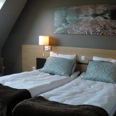 Quality Hotel Saga 3* Стандартный номер с двуспальной кроватью